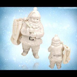 BNIB 2013 Pandora Santa 🎅 Ornament